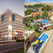 CITY MAX BUR DUBAI 3* (2 NOCI/SNÍDANĚ) + SMARTLINE BIN MAJID BEACH RESORT 4**** (5 NOCÍ/ALL INCLUSIVE)
